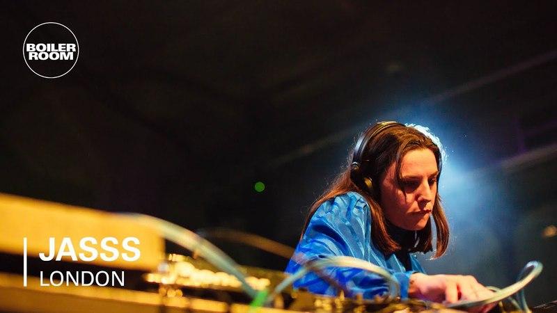 JASSS Boiler Room x Southbank Centre DJ Set