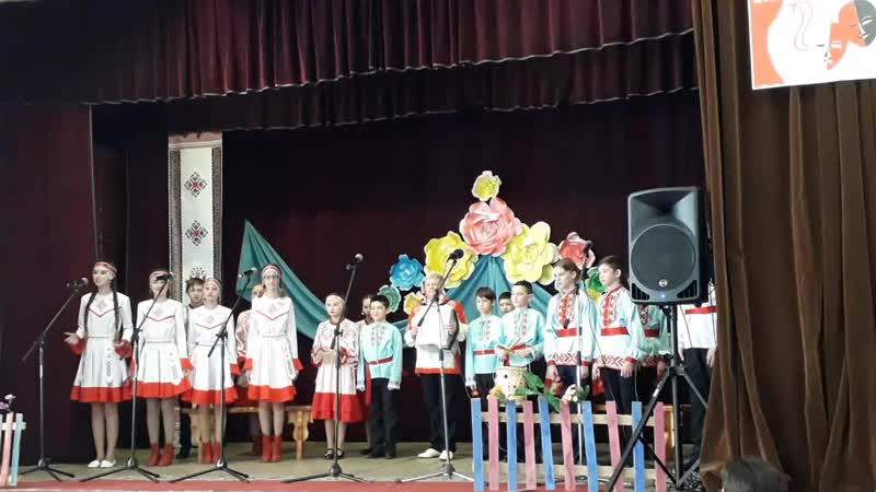 Шахлич с ст Суркино фестиваль Звонкая капель