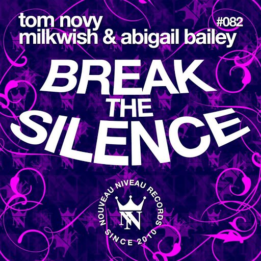 Tom Novy альбом Break the Silence