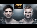 EA Sports UFC 3 Генри Сехудо Ти Джей Диллашоу Henry Cejudo T J Dillashaw