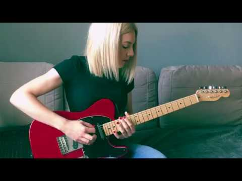Billy Talent - Devil on my shoulder guitar by Alex S