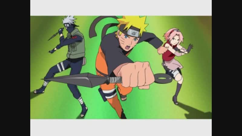 [Anime Openings | Endings] Naruto Shippuuden TV-2 Opening 1 | Наруто Ураганные Хроники Опенинг 1 [720p]