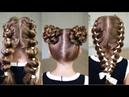 Прически на 1 Сентября 3 Good looking hairstyles for school