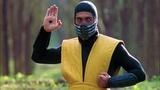Johnny Cage vs Scorpion Mortal Kombat