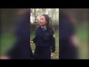 Сектан избил женщину полицейского на футбольном поле школы в А