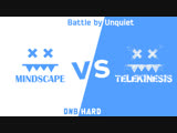 DNB Hard Battle Mindscape vs Telekinesis