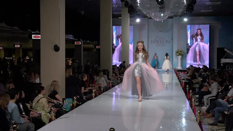 Estet Fashion Week бренд Funny Sunny весна 2019