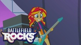 MLP Equestria Girls - Battlefield Rocks EXCLUSIVE Short (Sunset Shimmer)