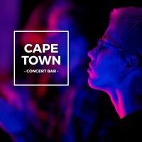 Логотип CAPE TOWN -Concert Bar-