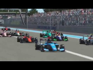VRC.one GP3 2018 - Round 5 - Paul Ricard