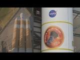 Delta IV Heavy ready to launch the Parker Solar Probe