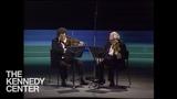 Isaac Stern, Itzhak Perlman - Leclair (Arthur Rubinstein Tribute) - 1978 Kennedy Center Honors