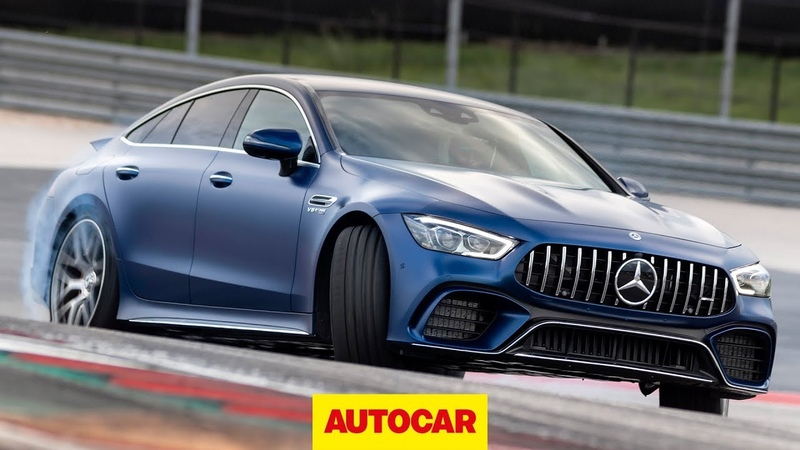2019 Mercedes-AMG GT63 S - AMG's answer to the Porsche Panamera?   Autocar