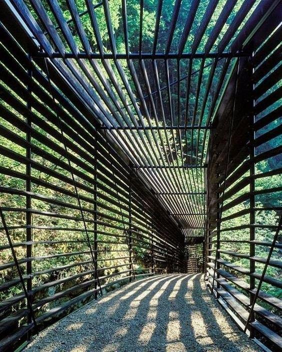 Geninasca Delefortrie Architectes Footbridge