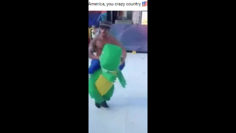 America is a free country