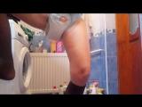 Diaper poop