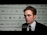 The Filmmakers @ KVIFF 2018_ Interview with Robert Pattinson