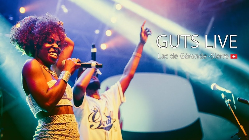 GUTS Live Festival Week end au bord de l'eau 1 July 2016 Sierre Switzerland