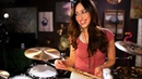 SMASHING PUMPKINS - BULLET WITH BUTTERFLY WINGS - DRUM COVER BY MEYTAL COHEN