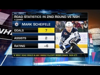 Nhl tonight: thirst for the cup jets may 10, 2018