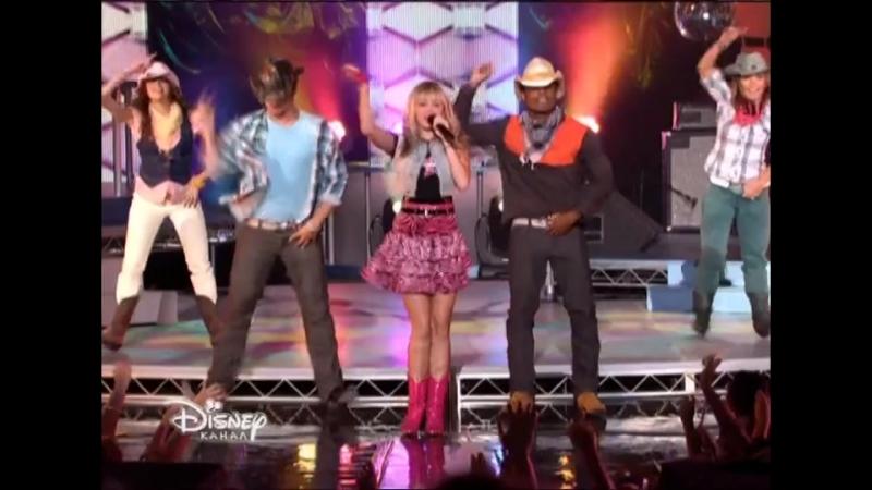 Hannah Montana — Let's Chill (Канал Disney)