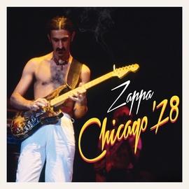 Frank Zappa альбом Chicago '78
