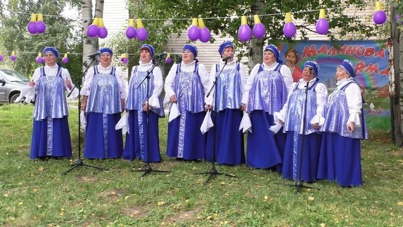 В Приморском районе отметили праздник Малинова Уйма.