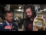 WWE.RAW Roman Reigns Will Honor His Familys Legacy At RAW 25 (Jan