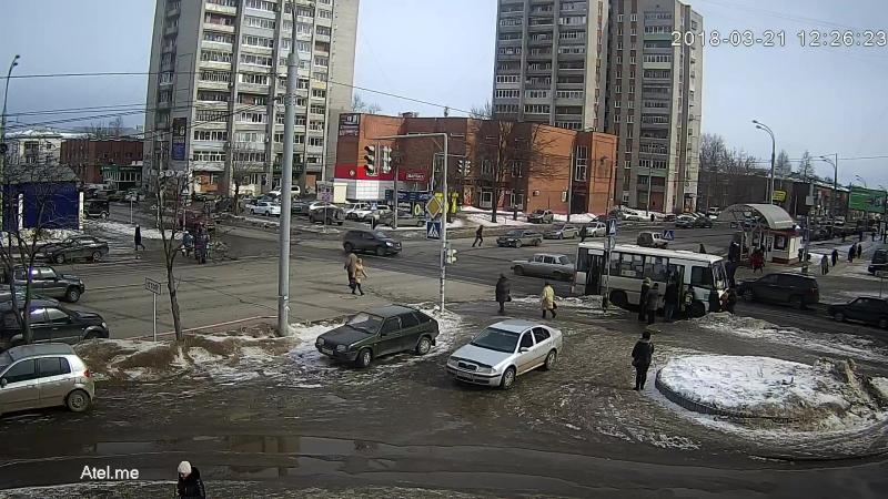 Герцена-Луначарского 21 марта 2018