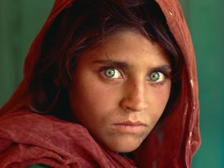 Finding the afghan girl - national geographic