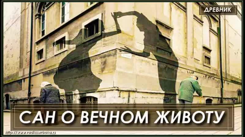 ДРЕВНИК бр.89 САН О ВЕЧНОМ ЖИВОТУ