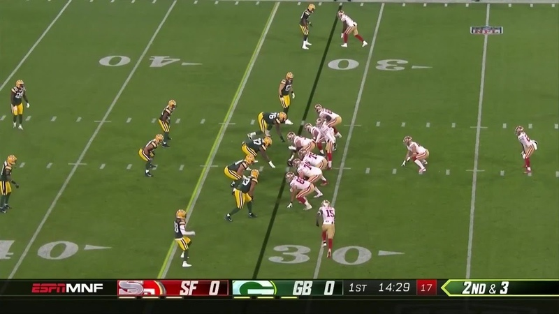 NFL 2018-19 Week 06 49ers -- Packers Condensed Game