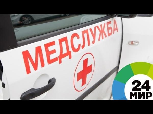 Врачи рассказали о состоянии пострадавших в ДТП с автобусами под Воронежем - МИР 24
