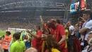 Бельгия Бразилия Последние минуты Belgium Brazil Last minutes and emotions after match