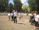 Митинг против повышения пенсионного возраста 14.07.2018г. г.Петровск Саратовская обл.