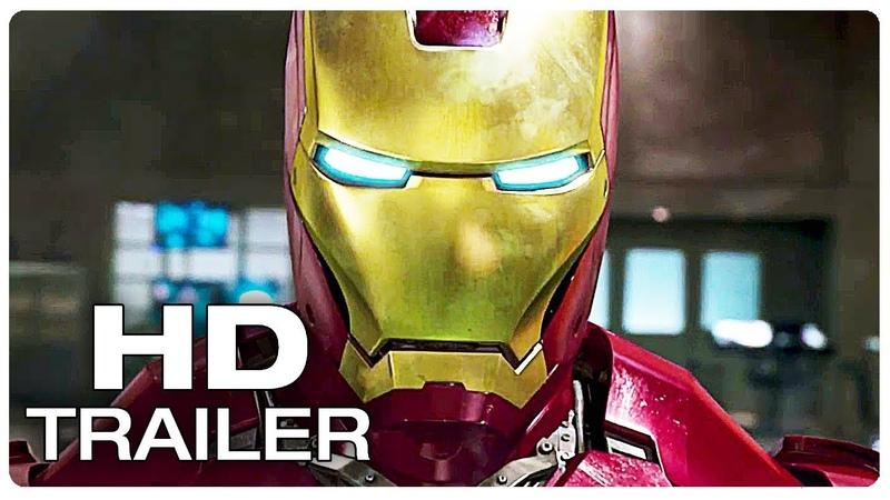 CAPTAIN MARVEL Avengers Endgame Trailer NEW 2019 Marvel Superhero Movie HD