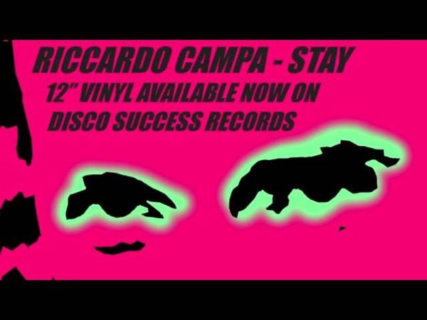 Riccardo Campa feat. Debora Ranieri - Stay