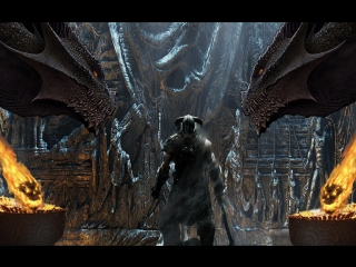 ✅ УРОВЕНЬ БОГ! СКАЙРИМ! ✅ ⚠️ The Elder Scrolls V: Skyrim ⚠️