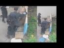 Посмотрите как ведут себя полицаи, когда их не видят май2018