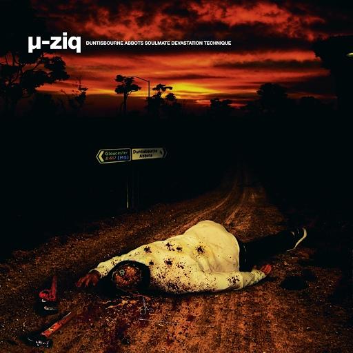 µ-Ziq альбом Duntisbourne Abbots Soulmate Devastation Technique