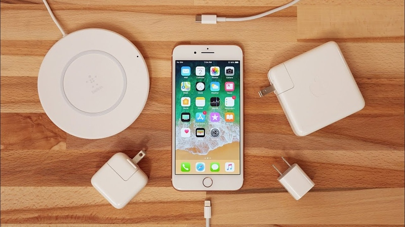 IPhone 8 Charging Speed Comparison Is Fast Charging worth it