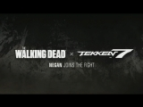 TEKKEN 7 Negan The Walking Dead Trailer Season Pass 2 (2018) PS4_Xbox One_PC (1)