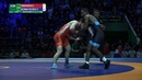 Round 1 FS - 61 kg: Z. ABAKAROV (RUS) v. Y. BONNE RODRIG (CUB)