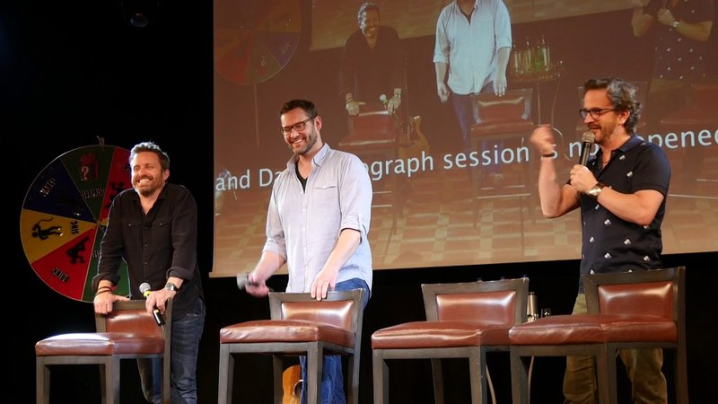 2018 JIBLand - Rich, Rob and Jason tell their drunk Rob stories