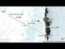 Antarctica: Unknow base 12.5 miles from Novolazarevskaya Station
