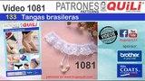 1081 TANGA BRASILERA CON PERLAS