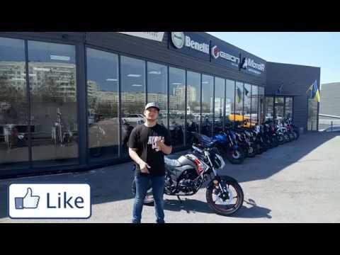 Мотоцикл GEON CR6 250 2018 - Распаковка и сборка. Краткий обзор.