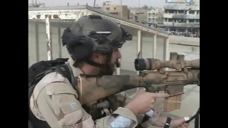 Iraq Rooftop security positions