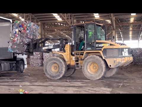 STADLER: Автоматизированный мусоросортировочный комплекс