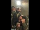 Командиры бригады Абу Аль-Фадль Аль-Аббас во время операции освобождения Восточной аль-Гуты